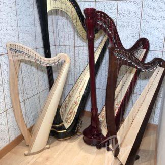 Resonance Harps
