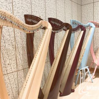 Lever Harp
